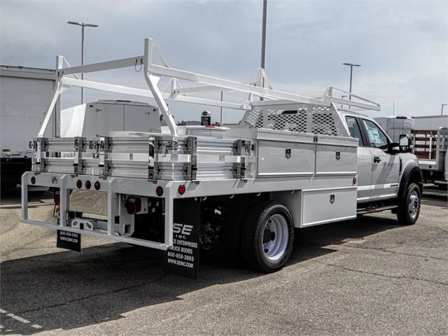 2018 F-450 Super Cab DRW 4x2,  Scelzi Contractor Body #FJ3504 - photo 4