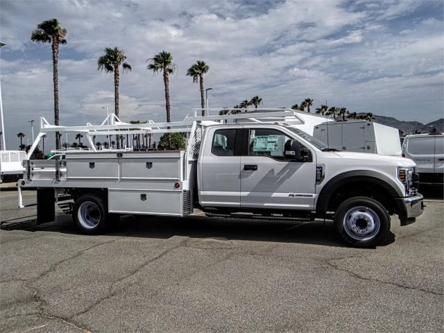 2018 F-450 Super Cab DRW 4x2,  Scelzi Contractor Body #FJ3504 - photo 5