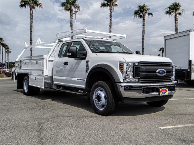 2018 F-450 Super Cab DRW 4x2,  Scelzi Contractor Body #FJ3504 - photo 6