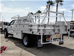 2018 F-450 Super Cab DRW 4x2,  Scelzi Contractor Body #FJ3504 - photo 1