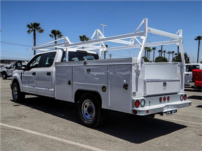 2018 F-350 Crew Cab 4x2,  Scelzi Signature Service Body #FJ3507 - photo 2