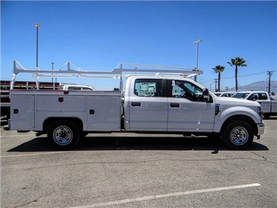 2018 F-350 Crew Cab 4x2,  Scelzi Signature Service Body #FJ3507 - photo 5