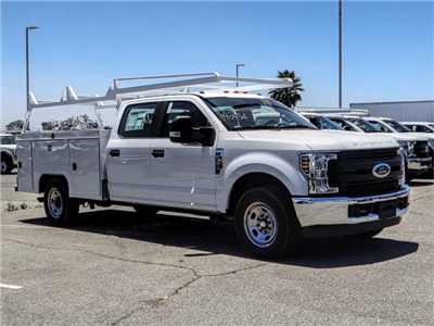 2018 F-350 Crew Cab 4x2,  Scelzi Signature Service Body #FJ3507 - photo 6