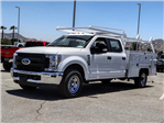 2018 F-350 Crew Cab 4x2,  Scelzi Signature Service Body #FJ3507 - photo 1