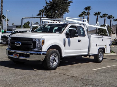 2018 F-350 Super Cab 4x2,  Scelzi Signature Service Service Body #FJ3508 - photo 1
