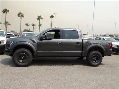 2018 F-150 SuperCrew Cab 4x4,  Pickup #FJ3509 - photo 3