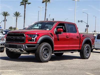 2018 F-150 SuperCrew Cab 4x4,  Pickup #FJ3517 - photo 1