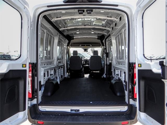 2018 Transit 250 Med Roof 4x2,  Empty Cargo Van #FJ3541DT - photo 2
