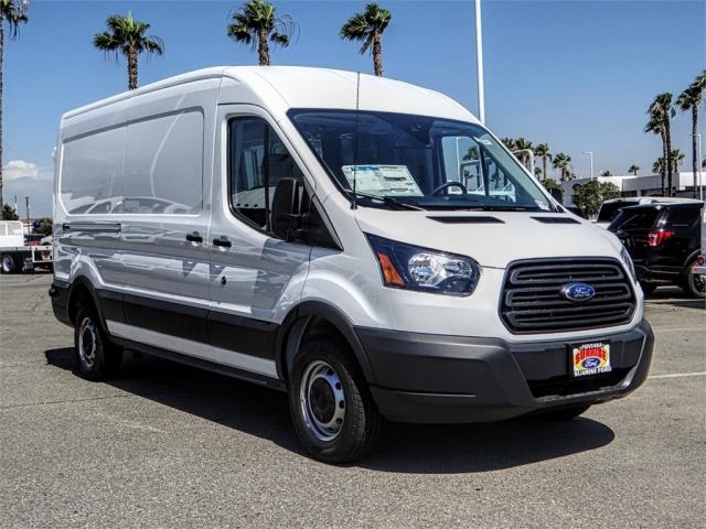 2018 Transit 250 Med Roof 4x2,  Empty Cargo Van #FJ3541DT - photo 7