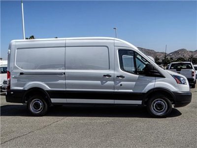 2018 Transit 250 Med Roof 4x2,  Empty Cargo Van #FJ3541DT - photo 6
