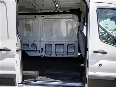 2018 Transit 250 Med Roof 4x2,  Empty Cargo Van #FJ3541DT - photo 9