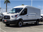 2018 Transit 250 Med Roof 4x2,  Empty Cargo Van #FJ3541DT - photo 1