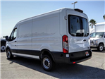 2018 Transit 250 Med Roof 4x2,  Empty Cargo Van #FJ3541DT - photo 4