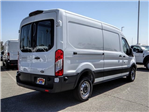 2018 Transit 250 Med Roof 4x2,  Empty Cargo Van #FJ3541DT - photo 5