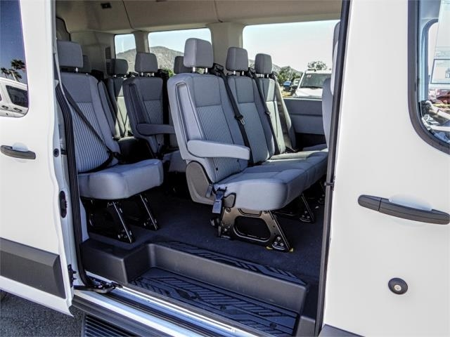 2018 Transit 350 Med Roof 4x2,  Passenger Wagon #FJ3560 - photo 8