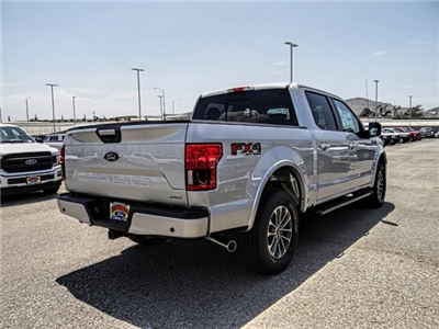 2018 F-150 SuperCrew Cab 4x4,  Pickup #FJ3607DT - photo 10