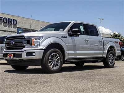 2018 F-150 SuperCrew Cab 4x4,  Pickup #FJ3607DT - photo 1