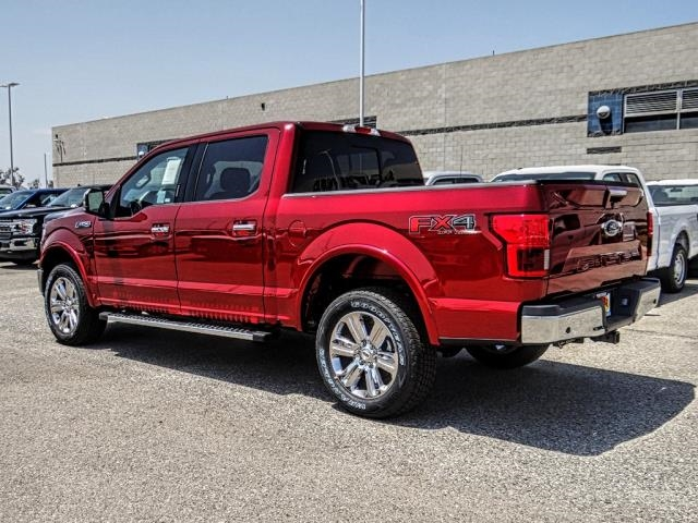 2018 F-150 SuperCrew Cab 4x4,  Pickup #FJ3616DT - photo 2
