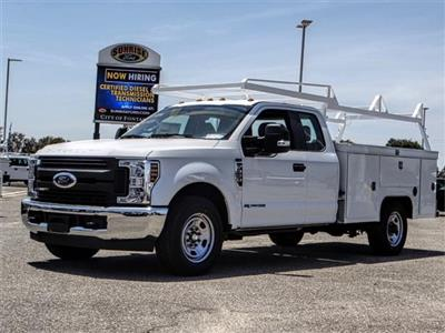 2018 F-350 Super Cab 4x2,  Scelzi Signature Service Body #FJ3624 - photo 1