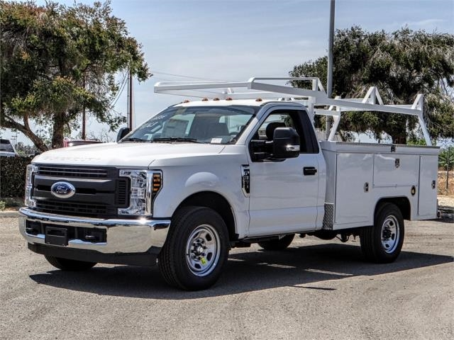 2018 F-350 Regular Cab 4x2,  Scelzi Signature Service Body #FJ3626 - photo 1