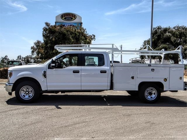 2018 F-350 Crew Cab 4x2,  Scelzi Service Body #FJ3628 - photo 3