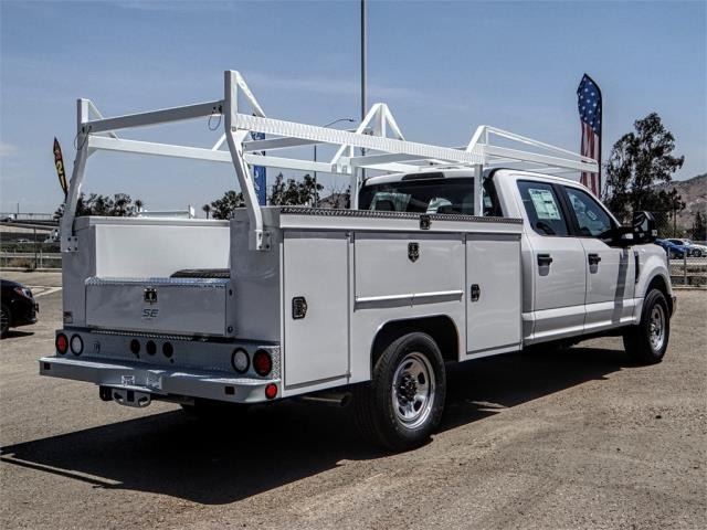 2018 F-350 Crew Cab 4x2,  Scelzi Service Body #FJ3628 - photo 4