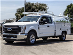 2018 F-350 Super Cab 4x2,  Scelzi Signature Service Body #FJ3652 - photo 1