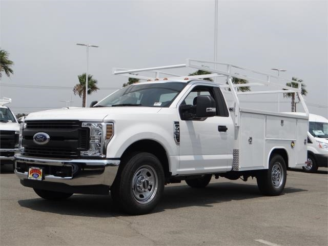 2018 F-350 Regular Cab 4x2,  Harbor TradeMaster Service Body #FJ3654 - photo 1