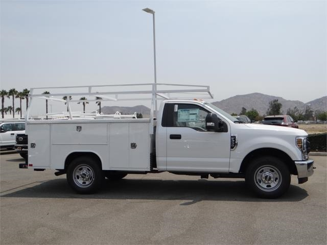 2018 F-350 Regular Cab 4x2,  Harbor TradeMaster Service Body #FJ3654 - photo 5