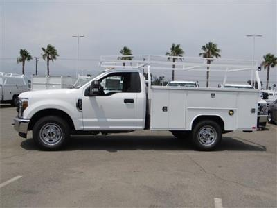 2018 F-350 Regular Cab 4x2,  Harbor TradeMaster Service Body #FJ3654 - photo 3