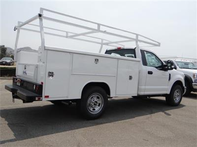 2018 F-350 Regular Cab 4x2,  Harbor TradeMaster Service Body #FJ3654 - photo 4
