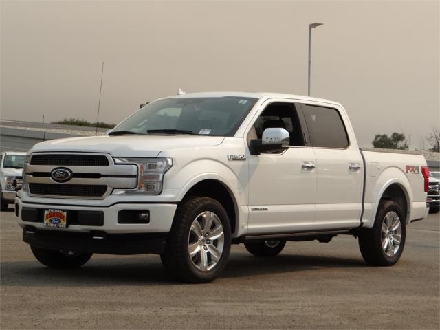 2018 F-150 SuperCrew Cab 4x4,  Pickup #FJ3666 - photo 1