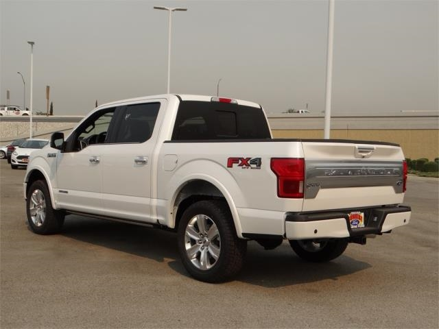 2018 F-150 SuperCrew Cab 4x4,  Pickup #FJ3666 - photo 2