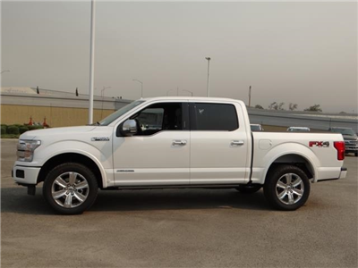 2018 F-150 SuperCrew Cab 4x4,  Pickup #FJ3666 - photo 3