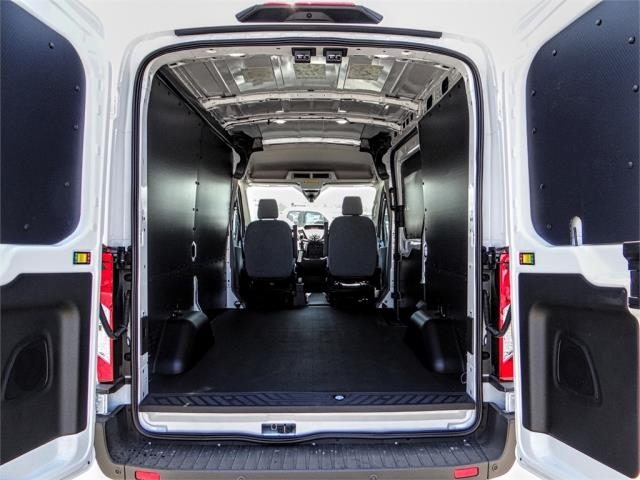 2018 Transit 250 Med Roof 4x2,  Empty Cargo Van #FJ3669 - photo 2