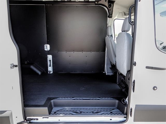 2018 Transit 250 Med Roof 4x2,  Empty Cargo Van #FJ3669 - photo 9