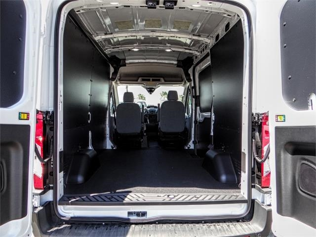 2018 Transit 250 Med Roof 4x2,  Empty Cargo Van #FJ3670 - photo 2