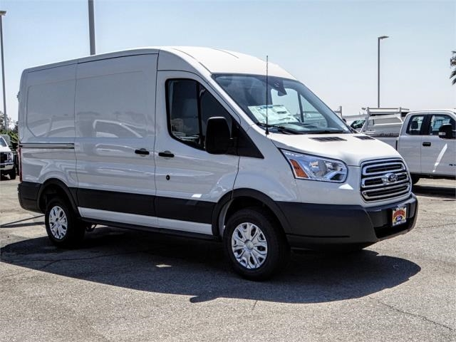 2018 Transit 250 Med Roof 4x2,  Empty Cargo Van #FJ3670 - photo 7