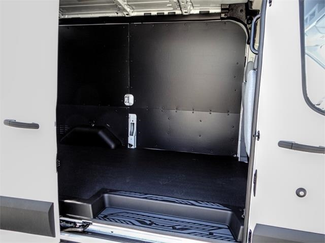 2018 Transit 250 Med Roof 4x2,  Empty Cargo Van #FJ3670 - photo 9