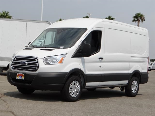 2018 Transit 250 Med Roof 4x2,  Empty Cargo Van #FJ3671 - photo 1