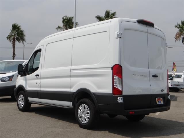 2018 Transit 250 Med Roof 4x2,  Empty Cargo Van #FJ3671 - photo 4