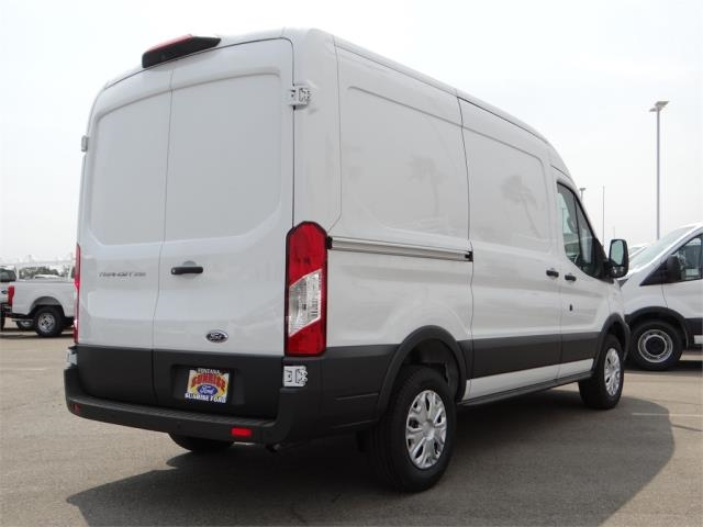 2018 Transit 250 Med Roof 4x2,  Empty Cargo Van #FJ3671 - photo 5