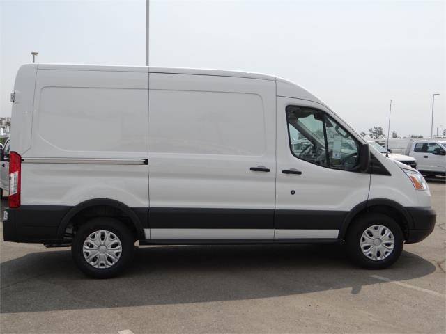 2018 Transit 250 Med Roof 4x2,  Empty Cargo Van #FJ3671 - photo 6