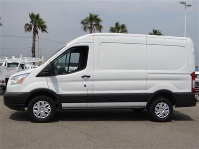 2018 Transit 250 Med Roof 4x2,  Empty Cargo Van #FJ3671 - photo 3