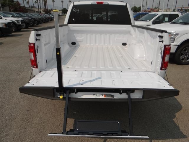 2018 F-150 SuperCrew Cab 4x4,  Pickup #FJ3673 - photo 10