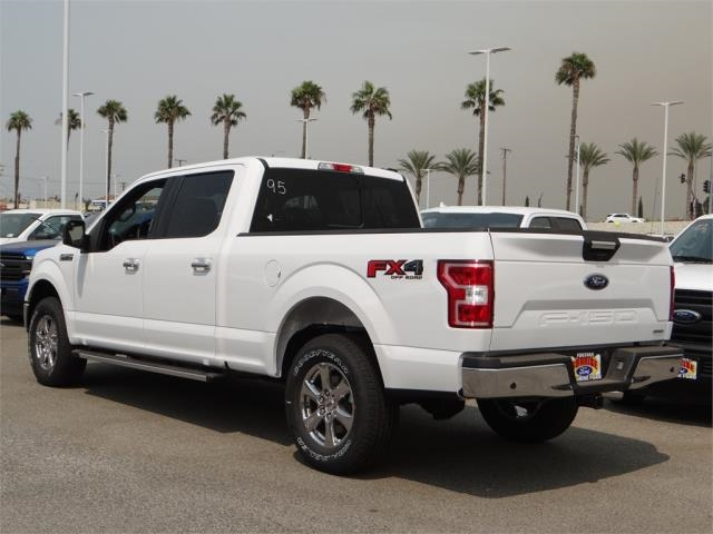 2018 F-150 SuperCrew Cab 4x4,  Pickup #FJ3673 - photo 2