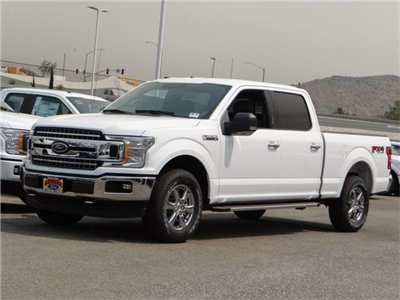 2018 F-150 SuperCrew Cab 4x4,  Pickup #FJ3673 - photo 1