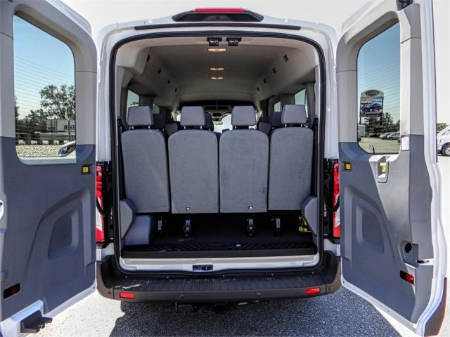 2018 Transit 350 Med Roof 4x2,  Passenger Wagon #FJ3700 - photo 9