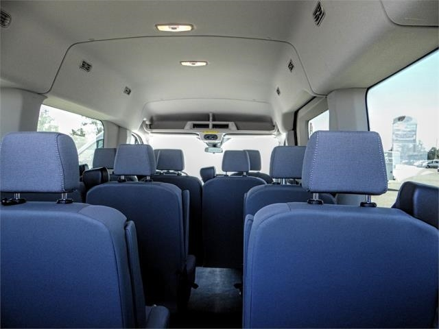 2018 Transit 350 Med Roof 4x2,  Passenger Wagon #FJ3700 - photo 10