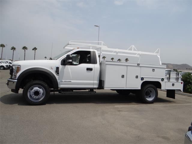 2018 F-550 Regular Cab DRW 4x2,  Scelzi Combo Body #FJ3723 - photo 3